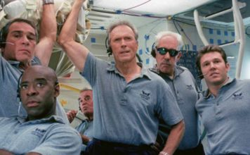 space cowboys in space race