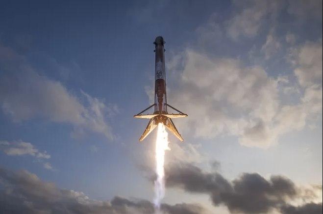 space race heats up