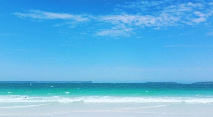hyams beach heaven