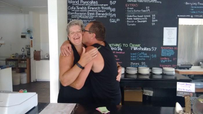 Cafe Jireh in Rarotonga