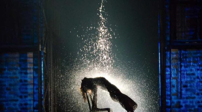 Flashdance hit song What A Feeling