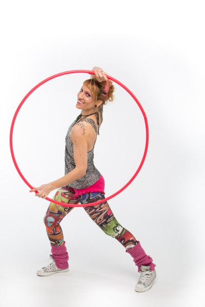 hooping tips by Donna Sparx