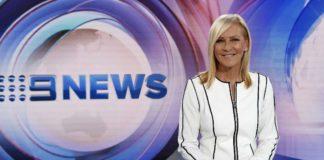 Jo Hall newsreader for nine