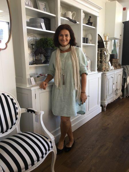 Kathie followed her heart to Paris