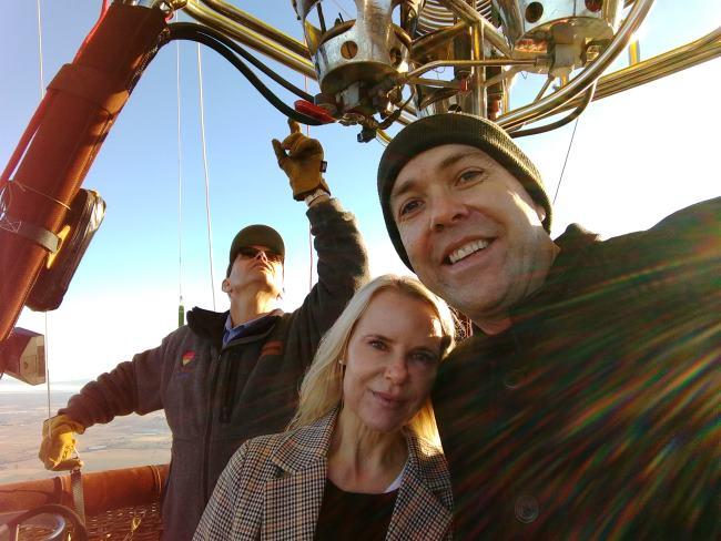 balloon ride bucket list favourite