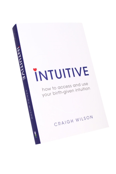 new intuition book