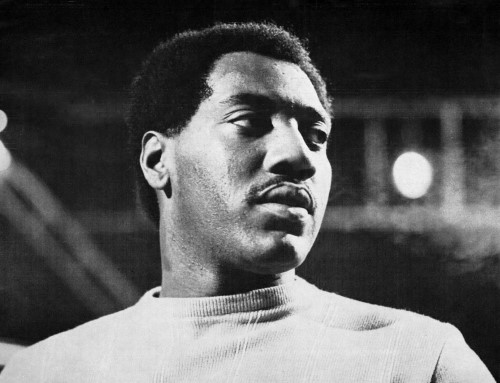 Otis Redding was looking for a fresh start
