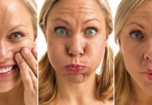 face exercises can turn back the clock