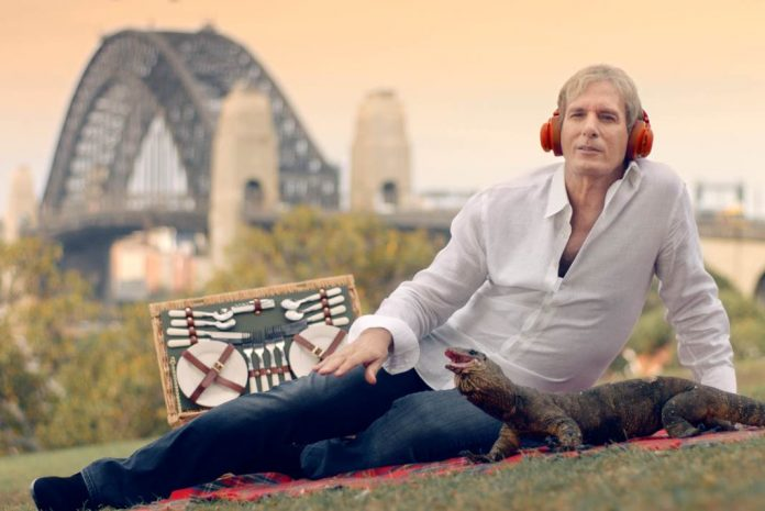 Michael Bolton back in Sydney