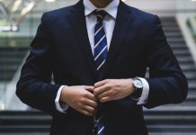 skin secrets of male executives