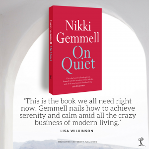 Nikki Gemmell has a new book out in April