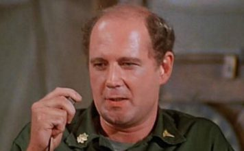 David Ogden Stiers from Mash has died
