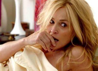 Sharon Stone steals millennial movie