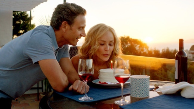Sharon Stone stars in new rom-com