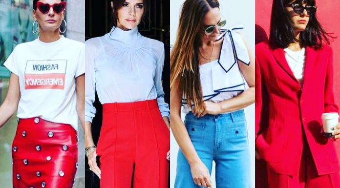 red is the hot new colour for summer