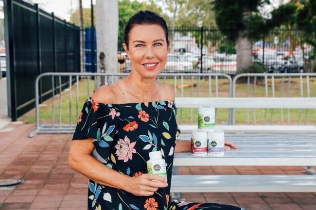 Melinda Richards, CEO of Super Sprout