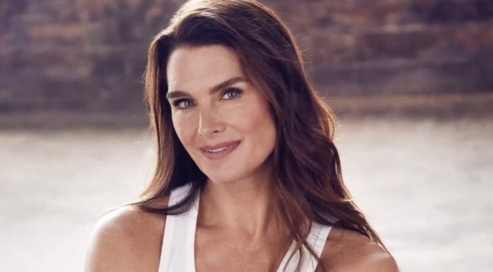 Brooke Shields role model