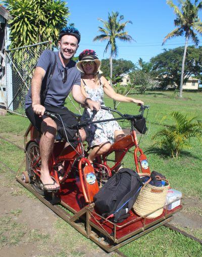 sugar cane track cycling