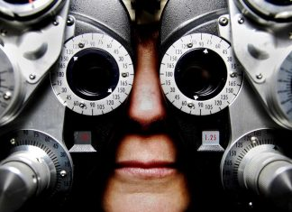 eye test for health