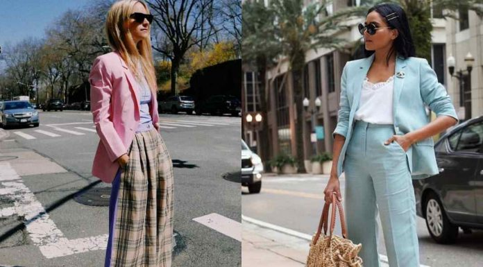 Make your wardrobe pop with pastels this spring and summer