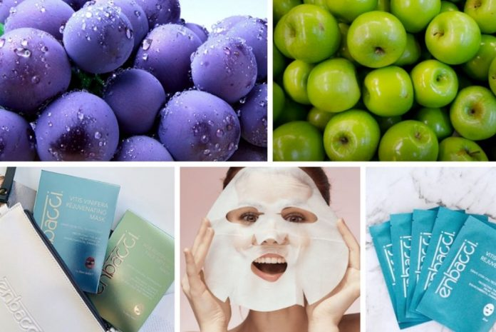 Enbacci sheet mask